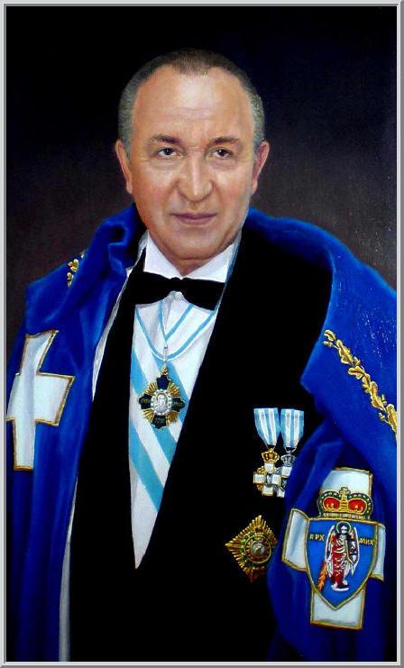 Портрет Графа Нижника Валерия Владимировича